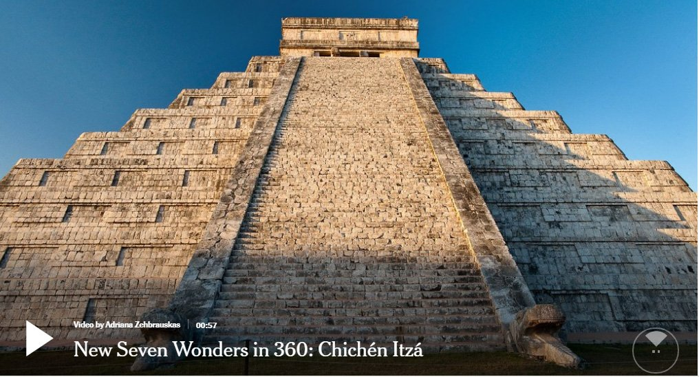 Chichén Itzá was an ancient Maya city that eventually became part of the Maya-Toltec civilization.